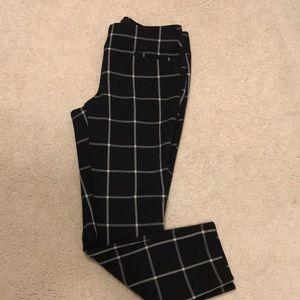 LOFT cropped pant